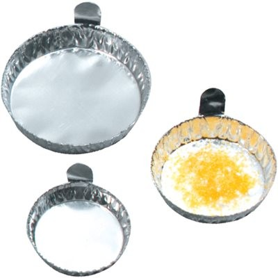 Aluminum Weighing Dishes