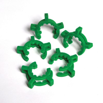 Plastic Clamp for Jointed Glassware