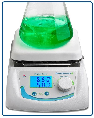 Benchmark Digital Hotplate Stirrers