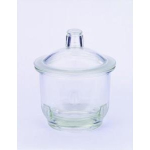 KIMAX® Large Size Desiccator with Knob Top
