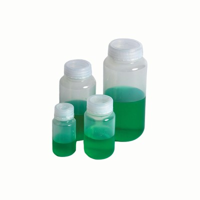 Reagent Bottles, Wide Mouth, PP