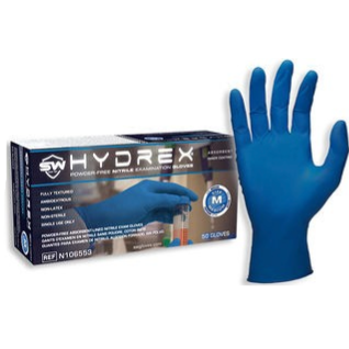 Hydrex Nitrile Gloves