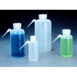 Wide-Mouth LDPE Unitary Wash Bottles. Nalgene