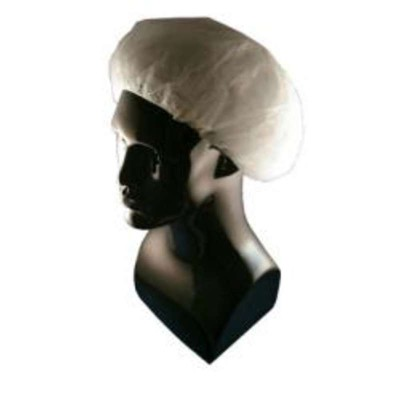 Cleanroom Pleated Bouffant Cap