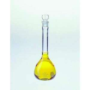 KIMAX® Class A Volumetric Flasks with TS Stopper