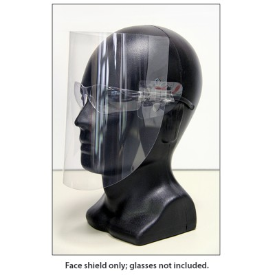 Face Shield for Glasses
