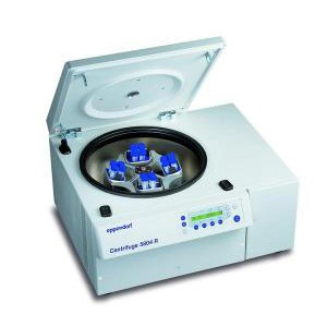 Eppendorf 5804R Refrigerated Variable Speed Centrifuge