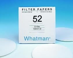 Whatman Filter Paper No. 52