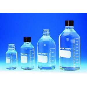Wheaton Glass Media Bottles