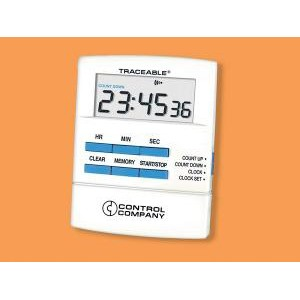 Traceable® Talking Timer